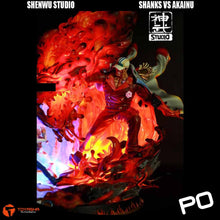 Load image into Gallery viewer, ShenWu Studio - Shanks vs Akainu Diorama