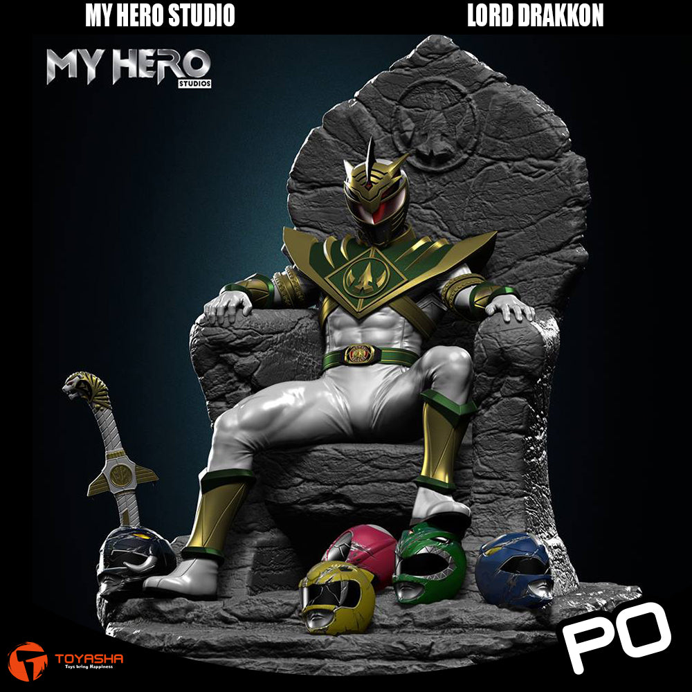 My Hero Studio - Lord Drakkon