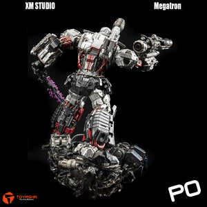 XM Studio - Megatron Premium Collectibles Statue