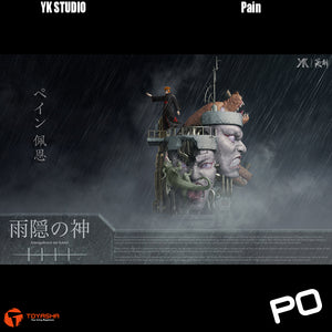 YK Studio - Pain