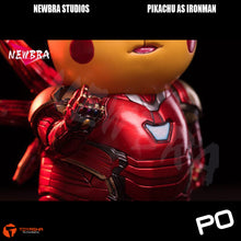 Load image into Gallery viewer, Newbra Studio - Pikachu as Ironman Mark 85