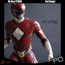 Load image into Gallery viewer, My Hero Studio - Red Ranger 1/4 Scale