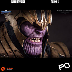 Queen Studios - Thanos 1:1 Bust