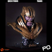 Load image into Gallery viewer, Queen Studios - Thanos 1:1 Bust