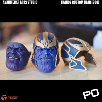 Avaultelier Arts Studio - Thanos Custom Head (Guardians of Galaxy Version)