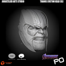 Load image into Gallery viewer, Avaultelier Arts Studio - Thanos Custom Head (Endgame Version)