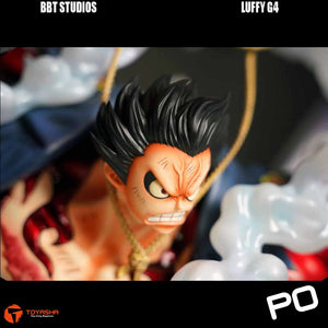 BBT Studio - Scale 1/4 , 1/6 Luffy Gear Fourth