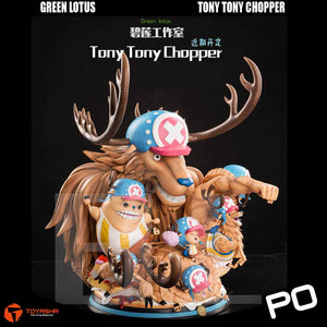 Green Lotus Studio - Chopper