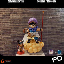 Load image into Gallery viewer, Clown Park X THG Studio - Son Goku/Gohan