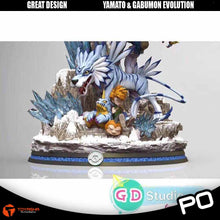 Load image into Gallery viewer, Great Design Studio - Gabumon Evolution