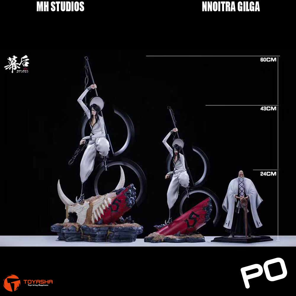 MH Studio - 1/6 Scale and 1/8 Scale - Nnoitra Gilga