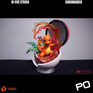 M-Five Studio - Charmander