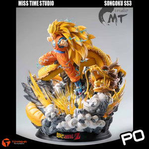 Miss Time Studio - Goku SS3