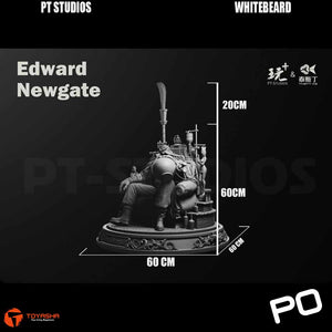 PTS x TASTY.CG Studio - 1/6 Scale Whitebeard