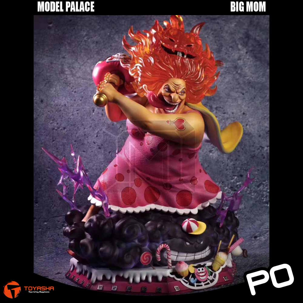 Model Palace - Big Mom Clear Resin Ver.