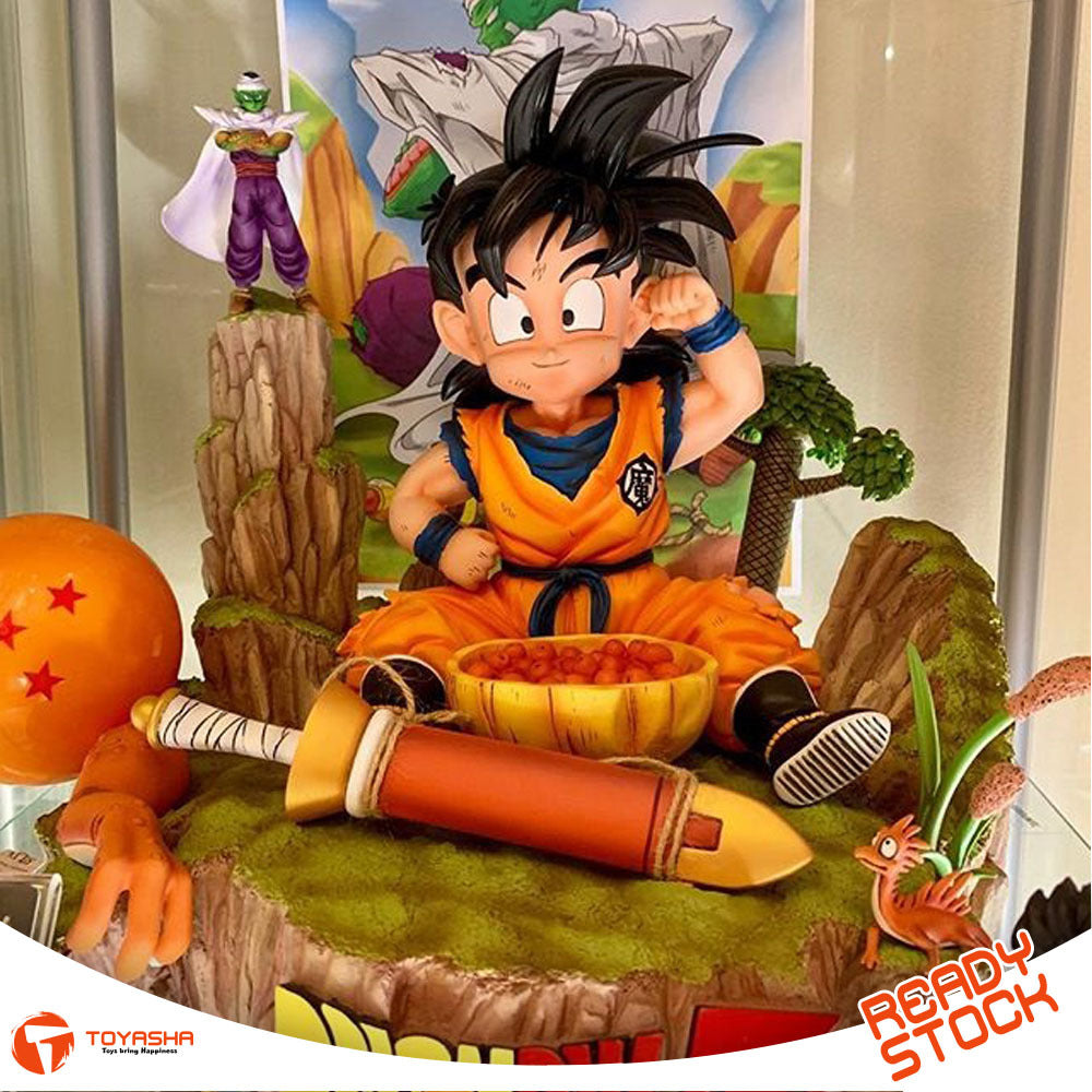 Tensai Studio - 1/4 Scale Son Gohan Training.