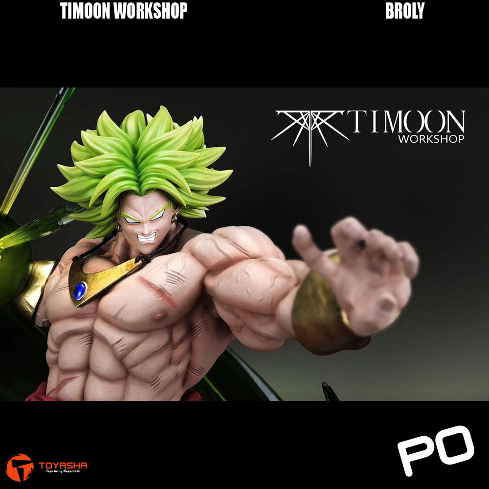Timoon Workshop - 1/4 Scale Broly