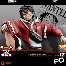 Load image into Gallery viewer, IZ 0I Studio - Supreme Luffy