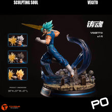 Load image into Gallery viewer, Sculpting Soul - Vegito
