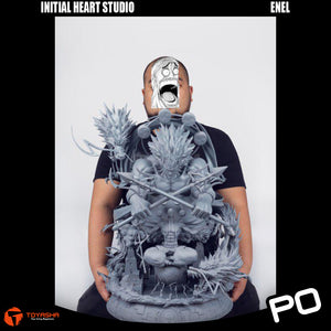 Initial Heart Studio - God Enel