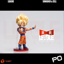 Load image into Gallery viewer, League Studio - Son Goku & Cell