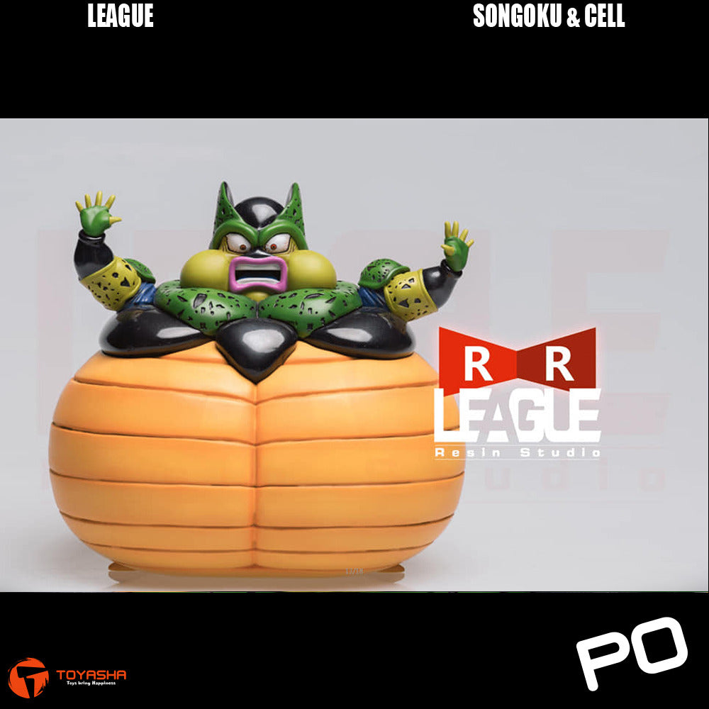 League Studio - Son Goku & Cell