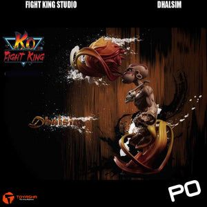 Fight King Studio - Dhalsim