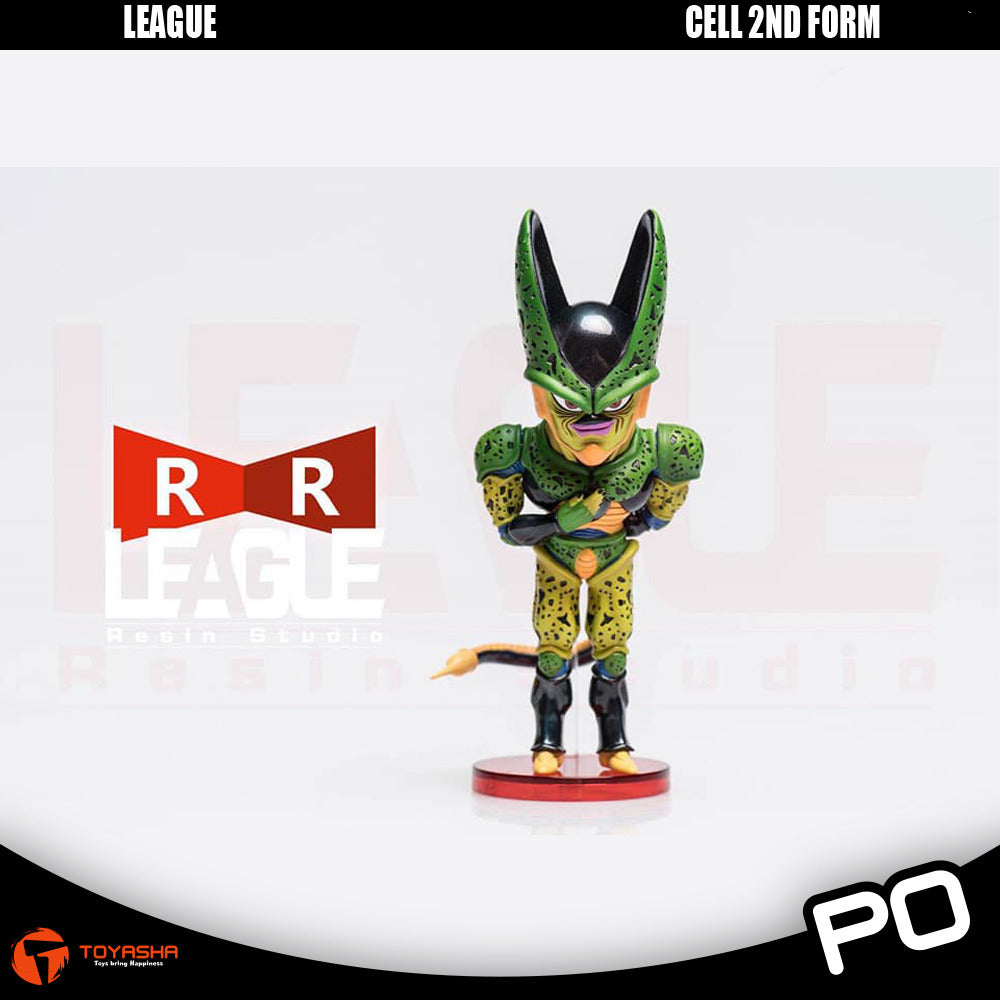 League Studio - Cell 2nd Form