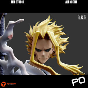 TNT Studio - All Might