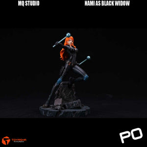 MQ Studio - Nami as Black Widow