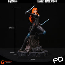Load image into Gallery viewer, MQ Studio - Nami as Black Widow
