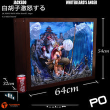 Load image into Gallery viewer, Jacksdo Studio - Whitebeard's anger