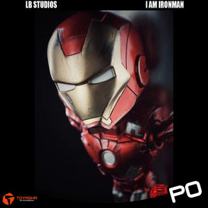 LBS Studio - I am Ironman