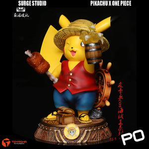 Surge Studio - Pikachu x One Piece