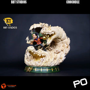 BBT Studio - Crocodile