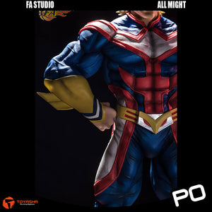 FA Studio - All Might