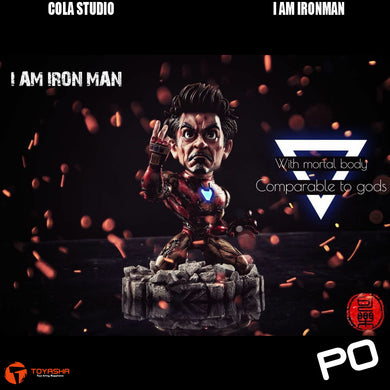 Cola Studio - I am Ironman