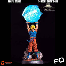 Load image into Gallery viewer, Temple Studio - Son Goku Spirit Bomb
