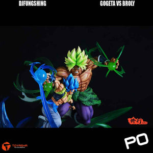 Djfungshing Studio - Gogeta vs Broly