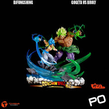 Load image into Gallery viewer, Djfungshing Studio - Gogeta vs Broly