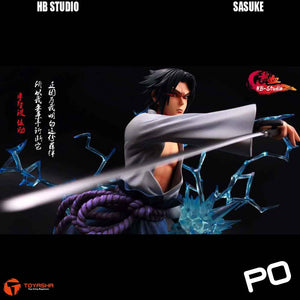 Hot Blood Studio - Uchiha Sasuke