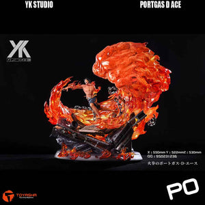 YK Studio - Portgas D Ace