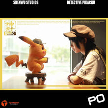 Load image into Gallery viewer, Shenwu Studio - Detective Pikachu