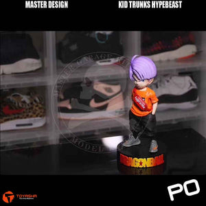 Master Design - Kid Trunks Hybebeast ( 3 Versions )