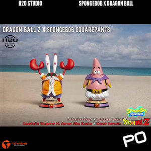 H20 Studio - Krabs and Patrick cos DBZ