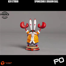 Load image into Gallery viewer, H20 Studio - Krabs and Patrick cos DBZ