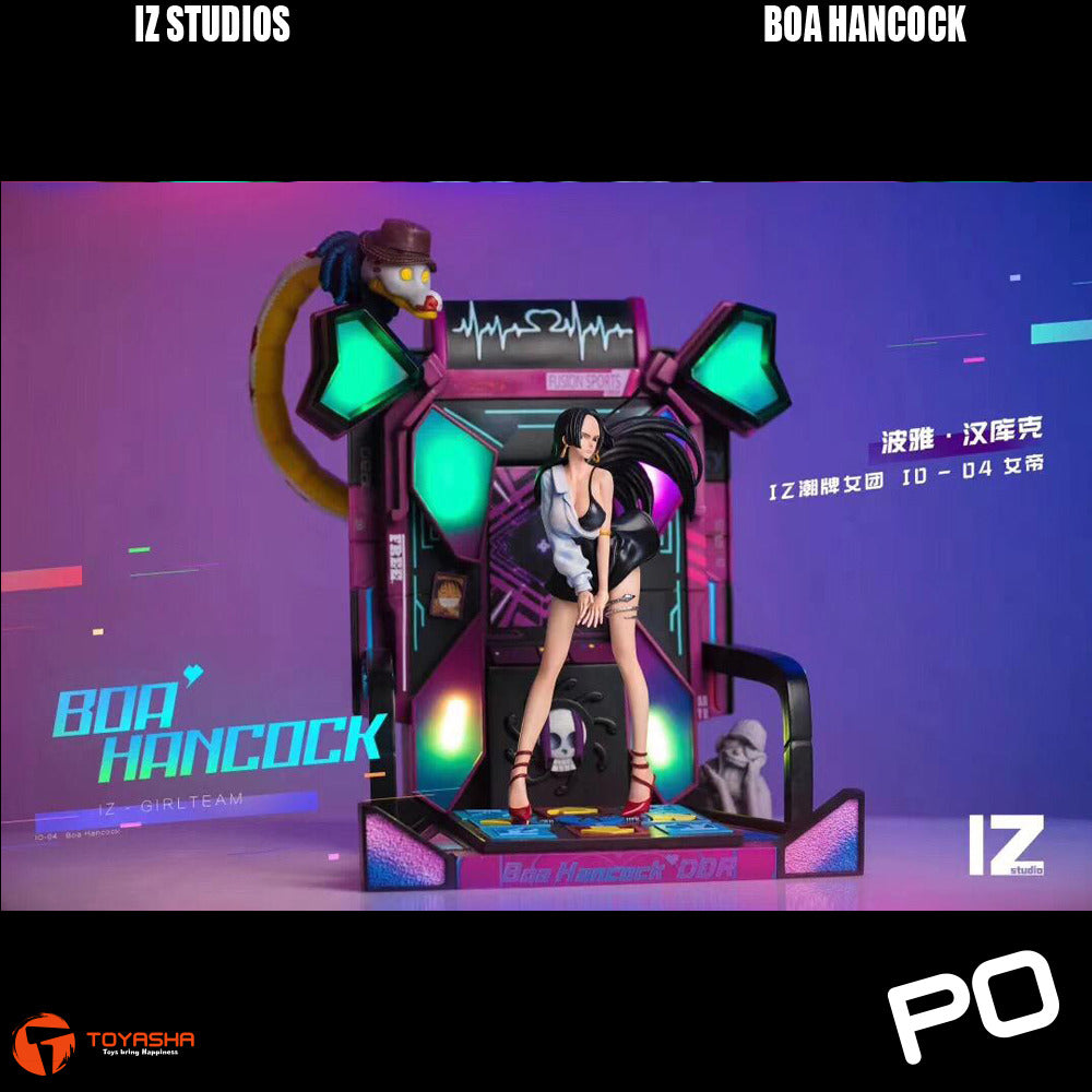 Iz Studio - Boa Hancock ( Two versions )