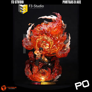F3 Studio - Portgas D Ace