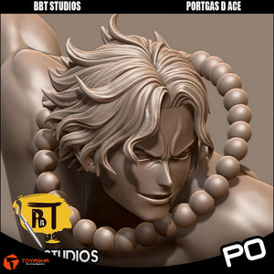 BBT Studio - Portgas D Ace