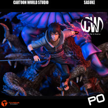 Load image into Gallery viewer, Cartoon World Studio - Uchiha Sasuke ( 2 Versions )